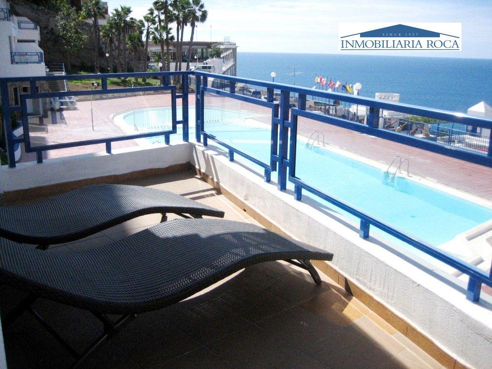 Inmobiliaria roca estupendo apartamento con vista mar y for Roca inmobiliaria